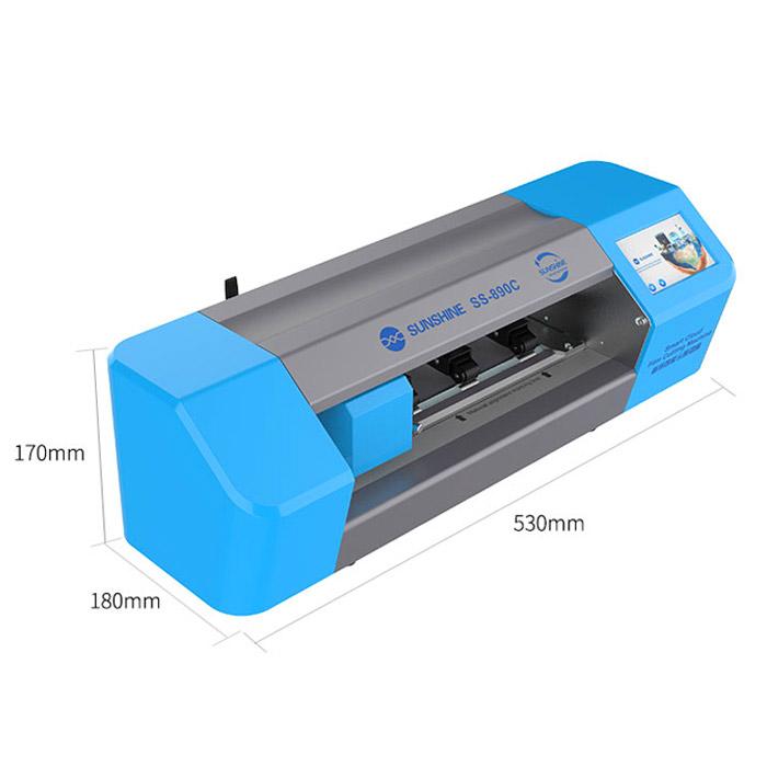 دستگاه برش سانشاین Sunshine SS-890C مناسب برش محافظ صفحه نمایش