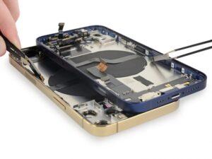 کالبدشکافی گوشی موبایل ایفون 12 پرو | iPhone 12 Pro Teardown