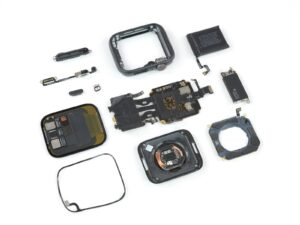 تعمیرات ساعت هوشمند گوشی موبایل