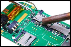 سیم کشی تعمیرات موبایل