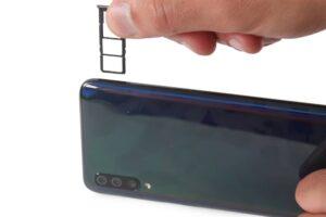 آموزش تعویض و تعمیر ویبره گوشی سامسونگ A702