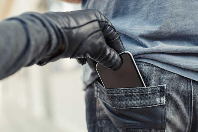 جلوگیری از سرقت گوشی