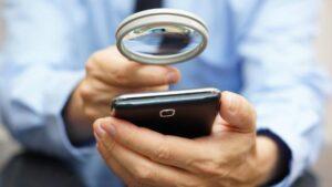 ویروسی شدن گوشی موبایل