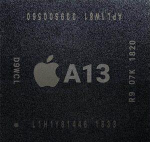 بهترین پردازنده موبایل - سی پی یو سری a اپل