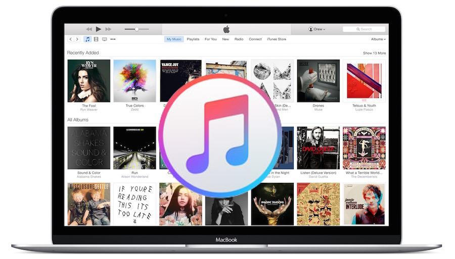 برنامه iTunes