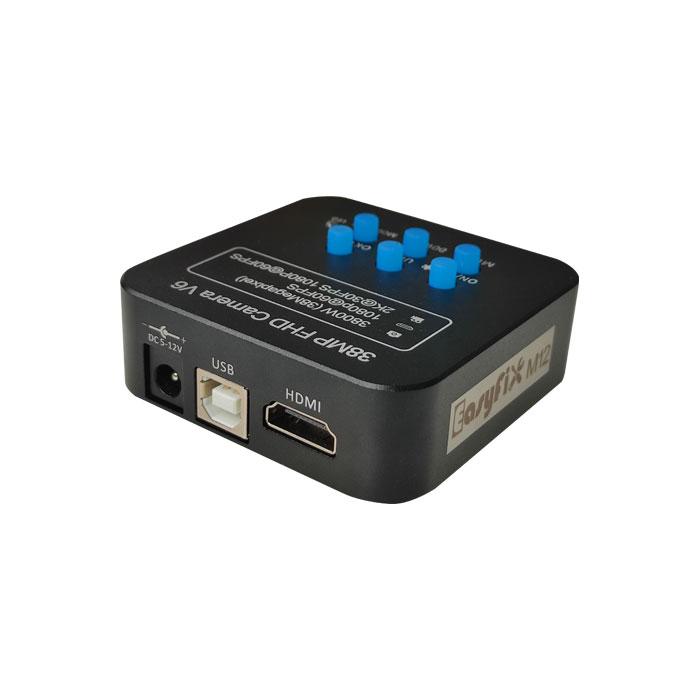 دوربین لوپ 38 مگاپیکسل EasyFix با خروجی HDMI مناسب دستگاه های لوپ