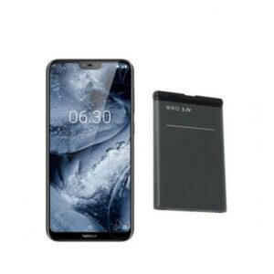 باتری گوشی Nokia 6.1 plus