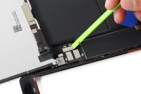 تعمیر میکروفن ثانویه آیپاد7_8