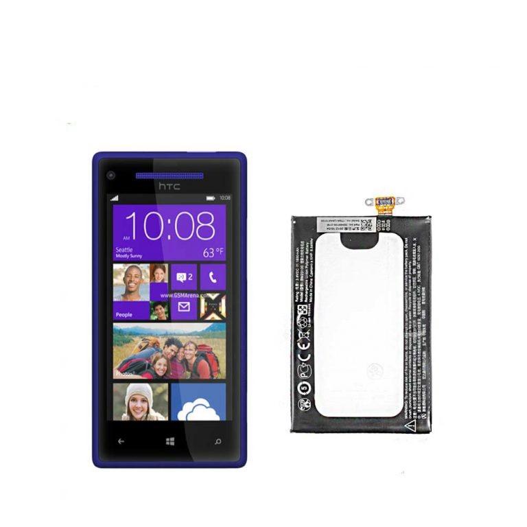 باتری گوشی اچ تی سی Windows Phone 8X