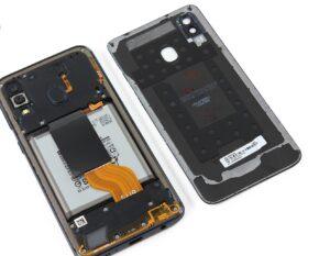 آموزش تعمیرات موبایل سامسونگ گلکسی A40 10