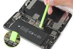 تعمیر ویبراتور گوشی آیفون 8 پلاس11