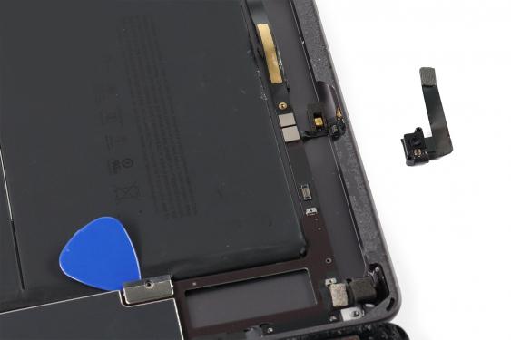 تعویض دوربین جلو آیپاد 7_13