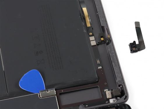 تعمیر میکروفن ثانویه آیپاد7_13