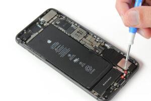 تعمیر ویبراتور گوشی آیفون 8 پلاس18