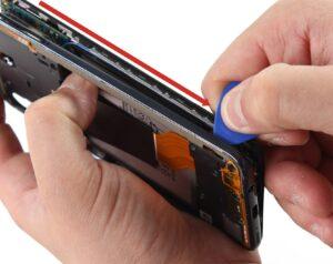 آموزش تعمیرات موبایل سامسونگ گلکسی A40 17