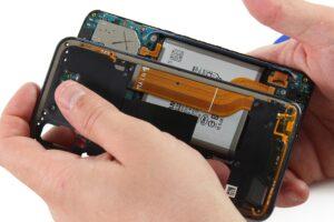 آموزش تعمیرات موبایل سامسونگ گلکسی A40 18