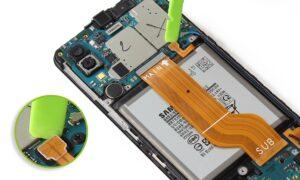 آموزش تعمیرات موبایل سامسونگ گلکسی A40 19