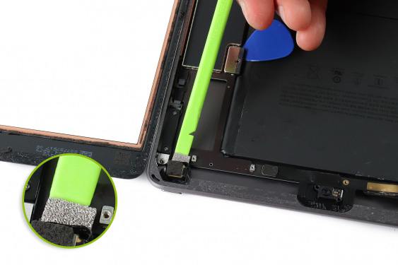 تعمیر دوربین پشت آیپاد7__11