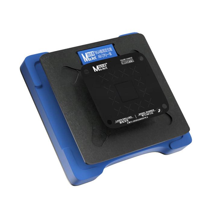 ست شابلون مگنتی Ma Ant مناسب تعمیر سی پی یو گوشی آیفون A8 تا A13
