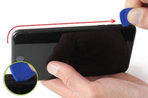 تعمیر ویبراتور گوشی آیفون 8 پلاس6