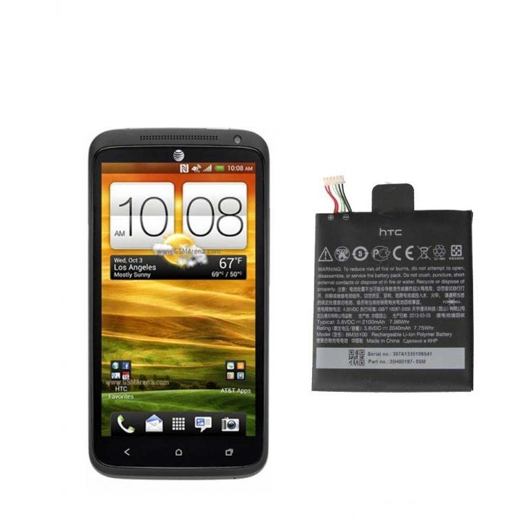 باتری گوشی اچ تی سی One X Plus
