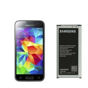 باتری اصلی گوشی سامسونگ گلکسی Galaxy S5 mini Duos-G800H