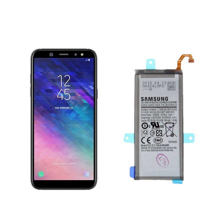 باتری گوشی سامسونگ گلکسی (A6 2018 (EB-BJ800ABE