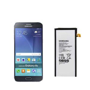 باتری اصلی گوشی سامسونگ Galaxy A8 Duos