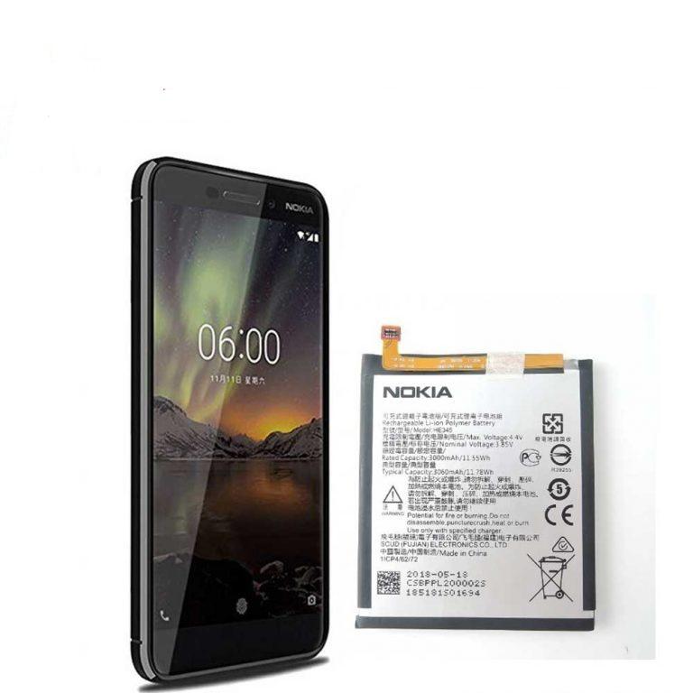 باتری گوشی نوکیا 6.1