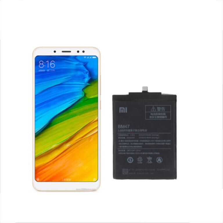 باتری گوشی شیائومی Redmi Note 5 Al Dual Camera – BM47