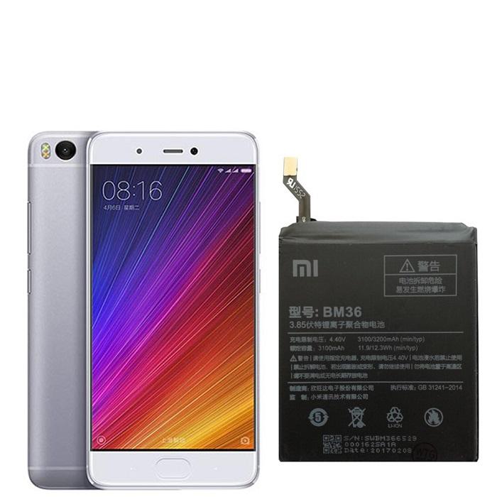 باتری گوشی شیائومی Mi 5s – BM36