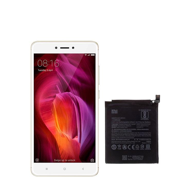 باتری گوشی شیائومی Redmi Note 4 – BN43