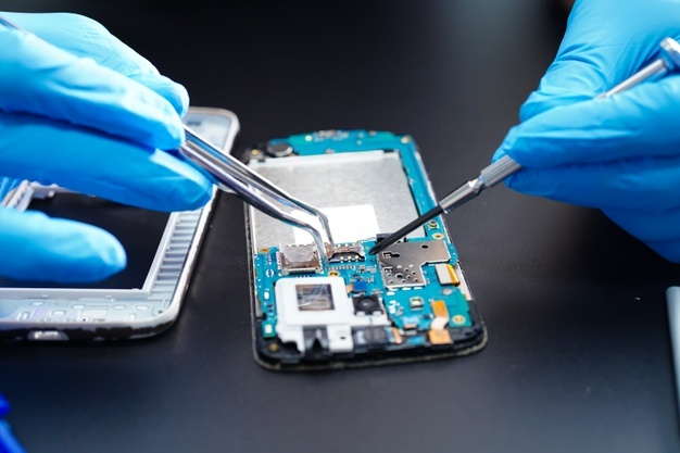درخواست تعمیرات موبایل