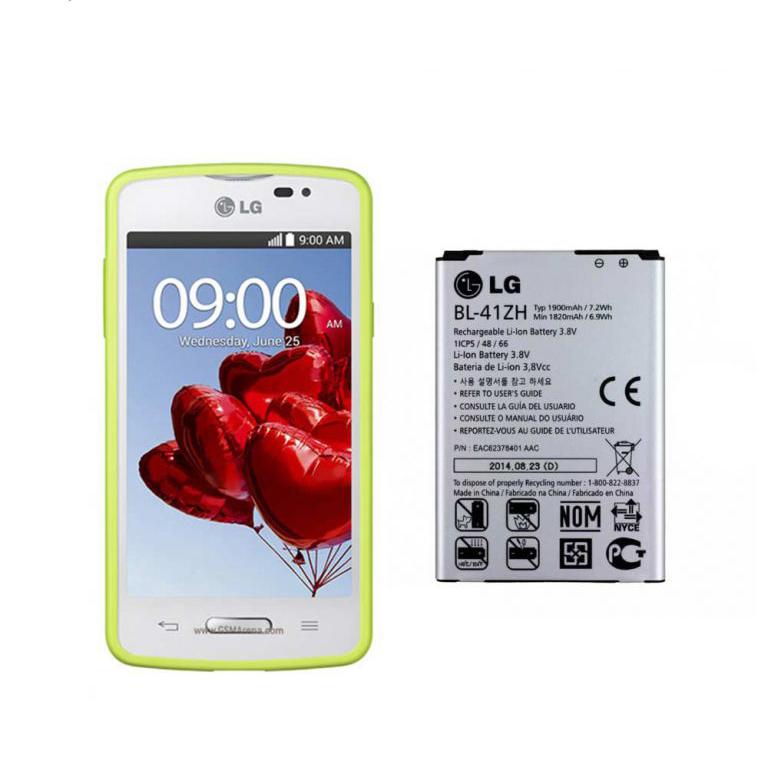 باتری گوشی ال جی LG L50 – BL-41ZH