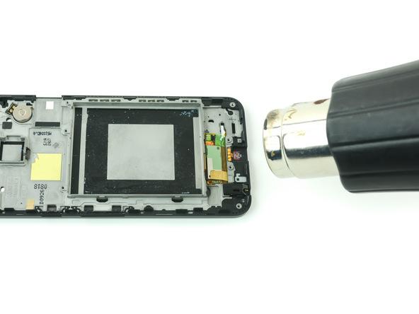 تعویض تاچ ال سی دی Nexus 5X - مرحله 11