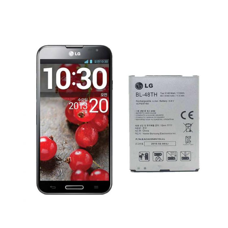 باتری گوشی ال جی Optimus G Pro-E985