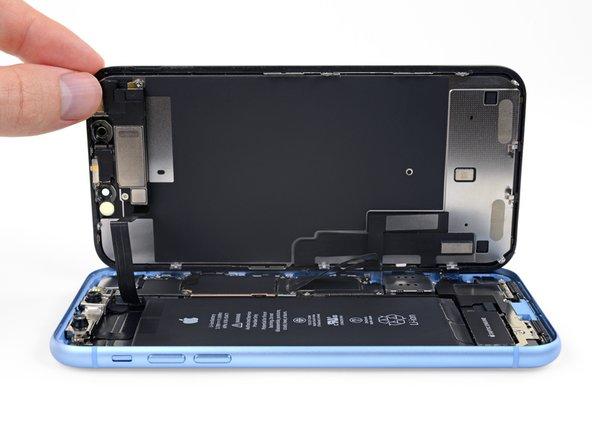تعویض باتری آیفون XR - مرحله 11.1