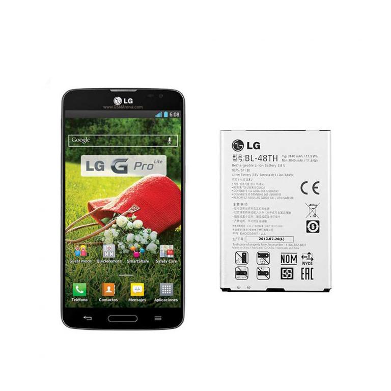 باتری گوشی ال جی LG G Pro Lite – BL-48TH