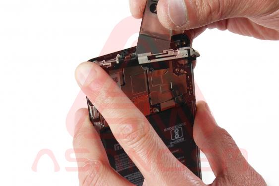 آموزش تعویض دوربین جلو شیائومی ردمی نوت 5 - مرحله 10