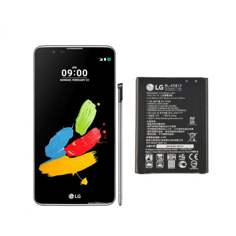 باتری گوشی ال جی Stylus 2