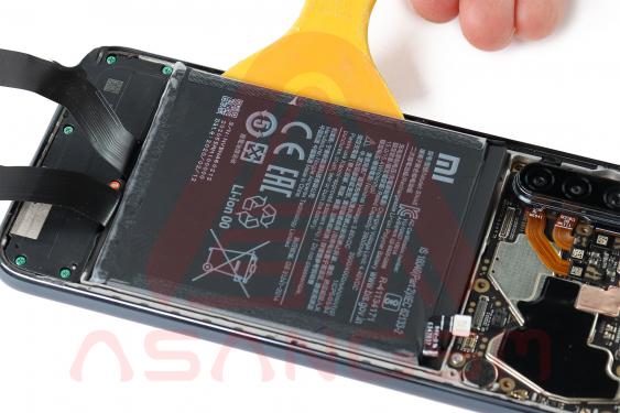 تعویض باتری ردمی نوت8 تی - مرحله 14.1