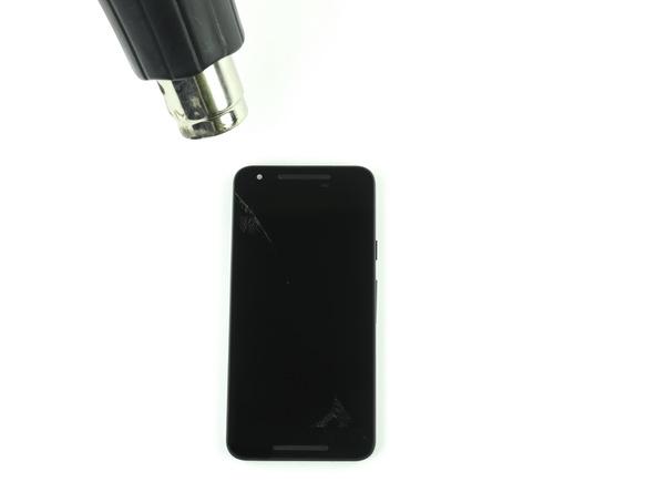تعویض تاچ ال سی دی Nexus 5X - مرحله 13