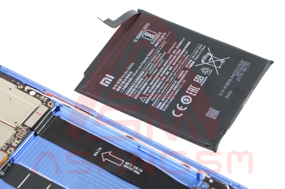 تعویض فلت شارژ Mi 9 - مرحله 13.2