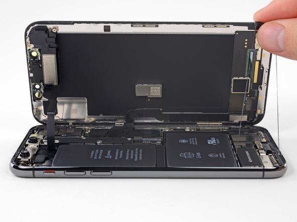 تعویض باتری آیفون X - مرحله 13.1