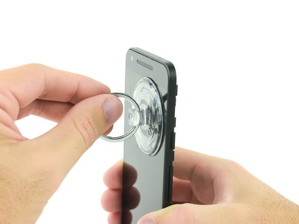 تعویض تاچ ال سی دی Nexus 5X - مرحله 14