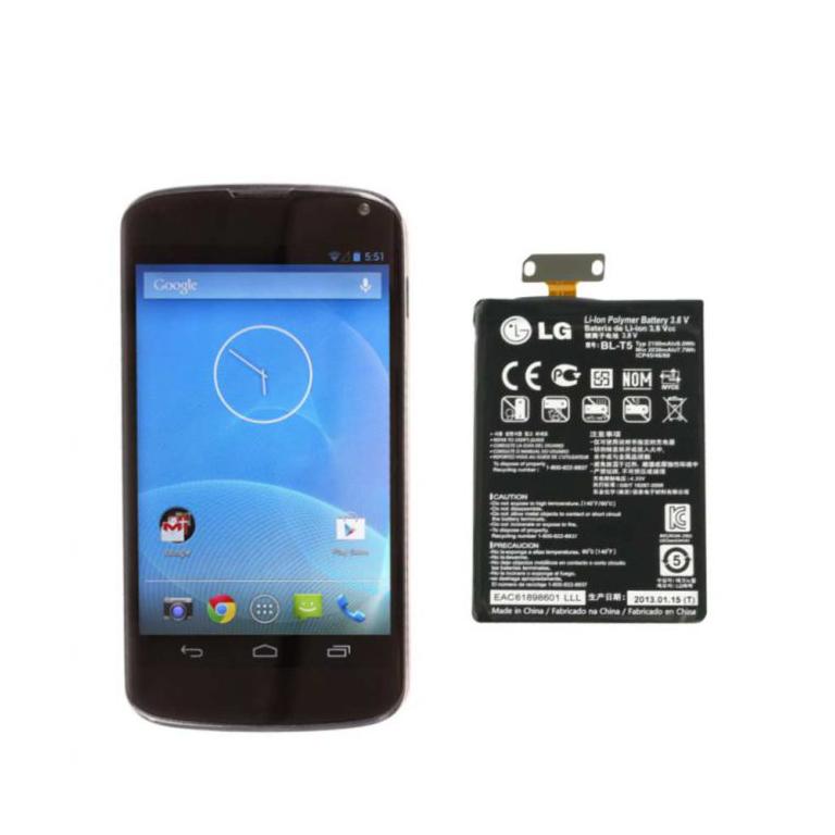 باتری گوشی ال جی LG Nexus 4 – BLT5