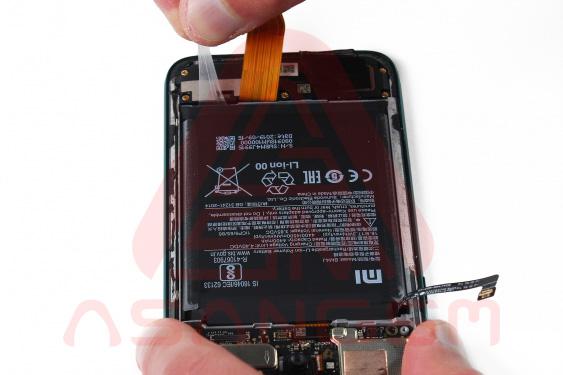 تعویض باتری ردمی نوت8 پرو - مرحله 16.1