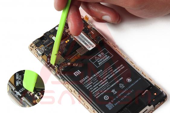 آموزش تعمیرات شیائومی Redmi Note 3 - مرحله 15.2