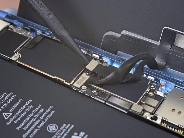 تعویض باتری آیفون XR - مرحله 15.1