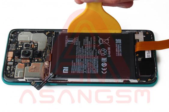 تعویض باتری ردمی نوت8 پرو - مرحله 17